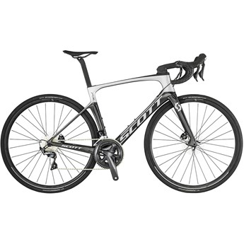 Scott Foil 20 Disc Silver/Black