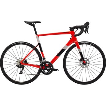 Cannondale SuperSix EVO Carbon Disc 105 Acid Red 2020