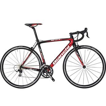 Bianchi Sempre Svart/Röd