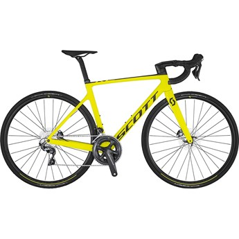 Scott Addict RC 30 Yellow