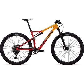 Specialized Epic Men Expert Carbon 29 Gloss Gold Flake/Candy Red/Cosmic Black