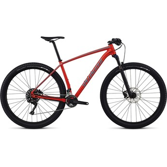 Specialized Epic Hardtail Base 29 Gloss Nordic Red/Turqoise