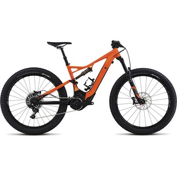Specialized Levo FSR Expert 6Fattie CE Satin Moto Orange/Black 2017