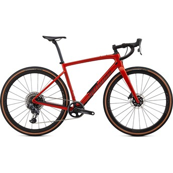 Specialized Diverge Pro Carbon Etap Gloss Redwood/Smoke/Chrome/Clean