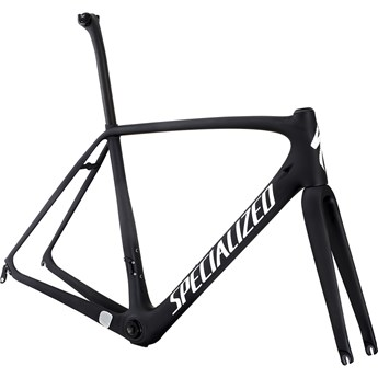 Specialized Tarmac Pro Frameset Satin Carbon/White/Clean