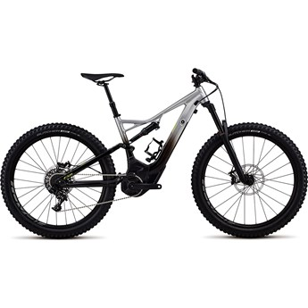 Specialized Levo FSR Men Comp 6Fattie NB Flake Silver Fade/Black/Hyper