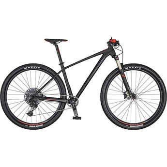 Scott Scale 980 Black/Red 2020