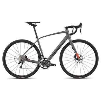 Specialized Diverge Expert Carbon Silver/Rocket Red