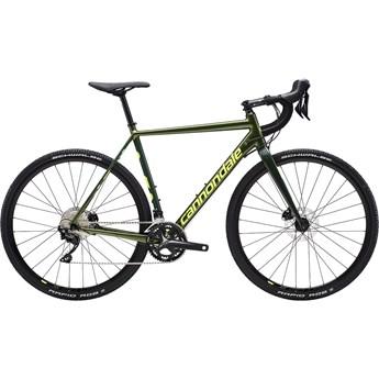 Cannondale CAADX 105 Grön