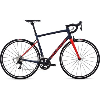 Specialized Allez Sport Satin Navy/Gloss Nordic Red