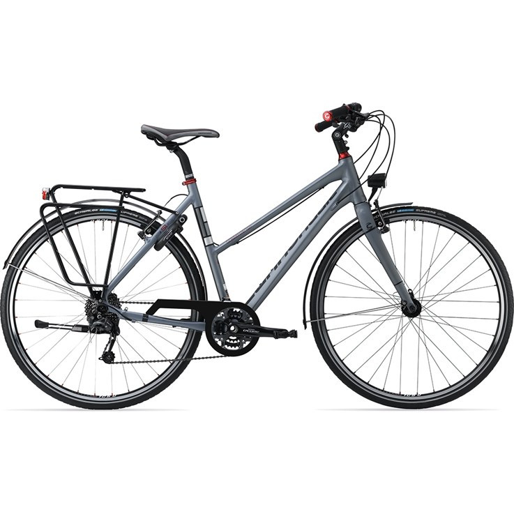 Cannondale Tesoro 2 Mixte GRY