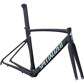 Specialized Allez Sprint Frameset Satin Black Ano/Mint/Clean 2019
