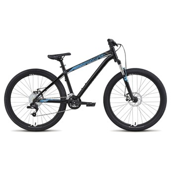 Specialized P Street 1 Black/Chrome/Cyan