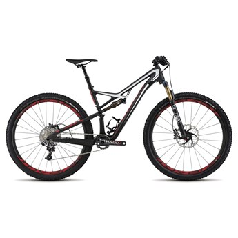 Specialized S-Works Camber FSR Carbon 29 Silver/White/Red