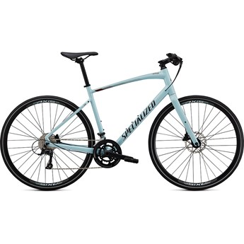 Specialized Sirrus 3.0 Gloss Summer Blue/Metallic Crimson/Black Reflective