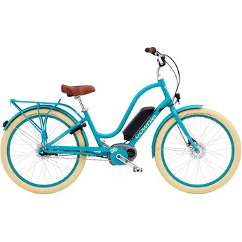 Electra Townie Go! 8i Step-Thru Azure