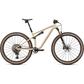 Specialized Epic Evo S-Works Gloss Sand/Satin Red Gold Tint (25%) 2022