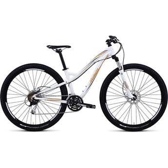 Specialized Myka Hardtail Elite Skivbroms 29 Vit/Orange
