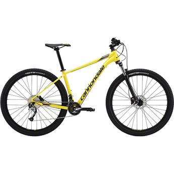 Cannondale Trail 6 Gul 2019