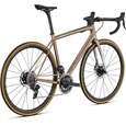 Specialized S-Works Aethos SRAM RED eTAP AXS Satin Flake Silver/Red Gold Chameleon Tint/Brushed Chrome 2021