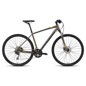 Specialized Crosstrail Elite Disc Satin Gunmetal/Orange/Black