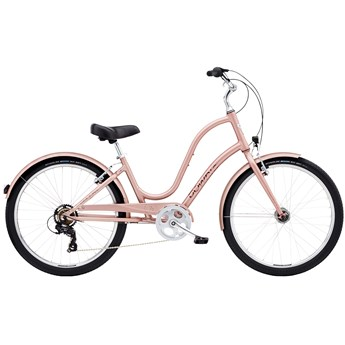 Electra Townie Original 7D EQ Ladies Rose Gold