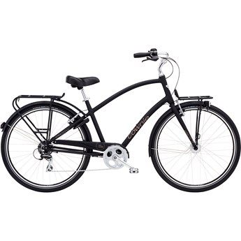 Electra Townie Commute 8D EQ Step-Over Matte Black 2020