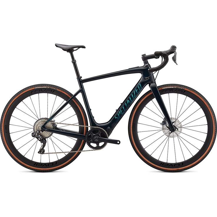 Specialized Creo SL Expert Carbon Evo Forest Green/Chameleon 2021