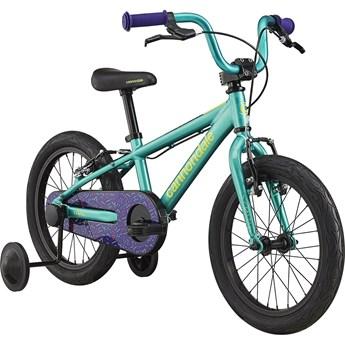 Cannondale Trail Freewheel 16 Turquoise 2020