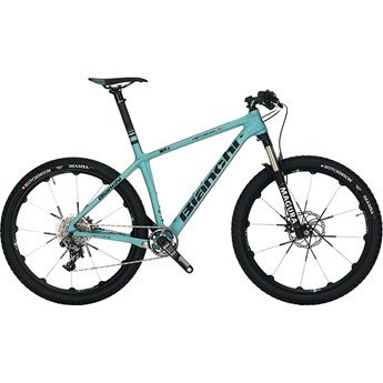 Bianchi Methanol 27.1 SL Team Replica Celeste/Black