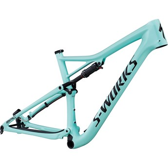 Specialized Epic Men S-Works Carbon 29 Frame Gloss Mint/Tarmac Black