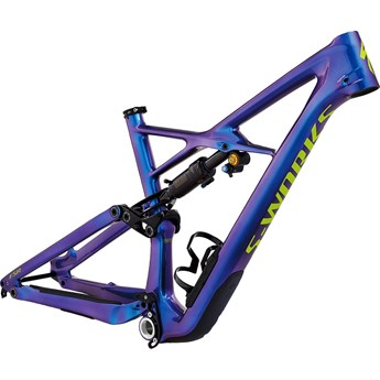 Specialized S-Works Enduro FSR Carbon 29 6Fattie Frame Gloss Satin Chameleon/Hyper 2018