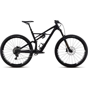 Specialized Enduro FSR Elite Carbon 29 6Fattie Satin Black/White 2018
