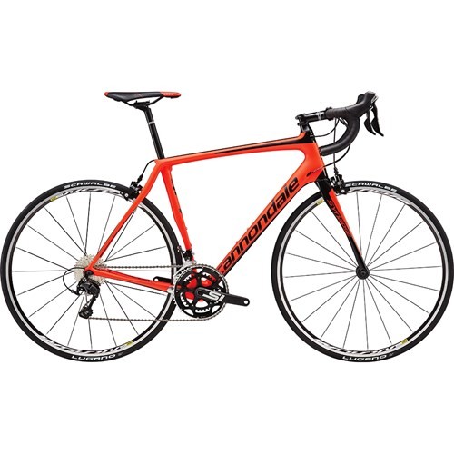 Cannondale Synapse Carbon 105 Red 2016