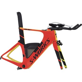 Specialized S-Works Shiv Module Rocket Red/Neon Yellow/Black