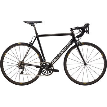 Cannondale SuperSix EVO Hi-Mod Dura-Ace Jet Black with Anthracite and Chrome, Gloss