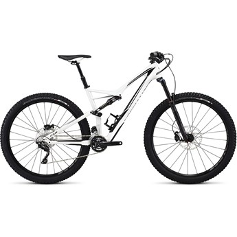 Specialized Stumpjumper FSR Comp Carbon 29 Gloss White/Black