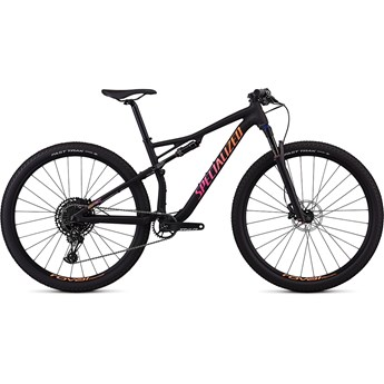 Specialized Epic Womens Comp 29 Satin Gloss Black/Acid Lava/Acid Purple