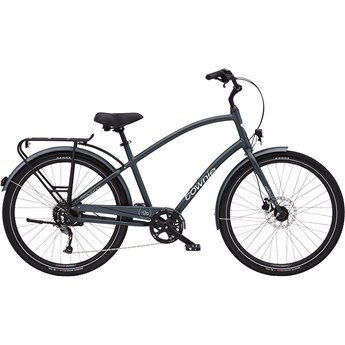 Electra Townie Path 9D EQ Step-Over Matte Gunmetal 2020