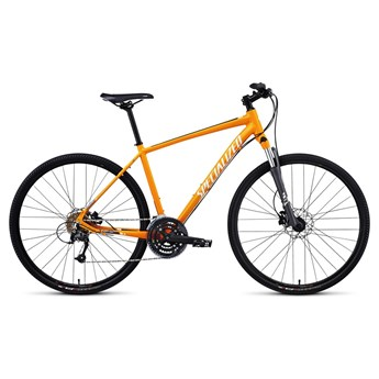 Specialized Crosstrail Sport Disc INT Orange/Grafitgrågrå/Vit