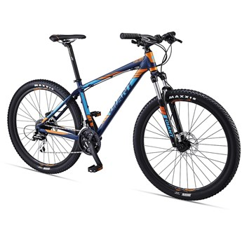 Giant Talon 27.5 4 Dark Blue/Orange 2016
