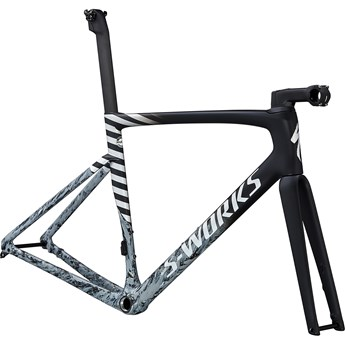 Specialized Tarmac SL7 S-Works Frameset Black/Cool Grey/Dove Grey/Spectraflair 2021