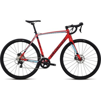 Specialized Crux E5 Sport Rocket Red/Light Blue/Navy