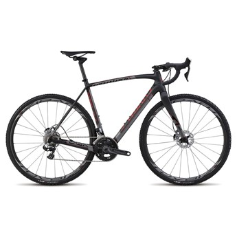 Specialized S-Works CruX Carbon Dura-Ace Di2 Carbon/Red/Charcoal