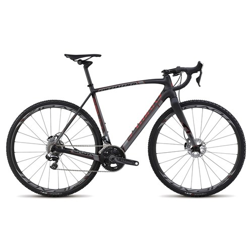 Specialized S-Works CruX Carbon Dura-Ace Di2 Carbon/Red/Charcoal 2015