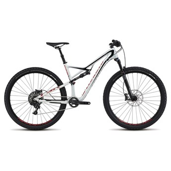 Specialized Camber FSR Elite Carbon 29 Dirty White/Black/Red