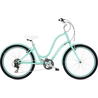 Electra Townie Original 21D Ladies' Wintermint
