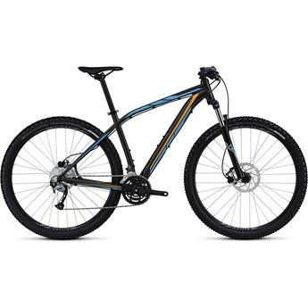 Specialized Rockhopper Sport 29 Gloss Warm Charcoal/Cyan/Gallardo Orange