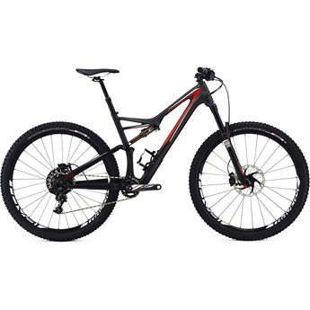 Specialized Stumpjumper FSR Expert Carbon 29 Satin Carbon/Red/White