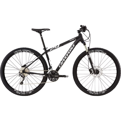 Cannondale Trail 29 2 Bbq 2016
